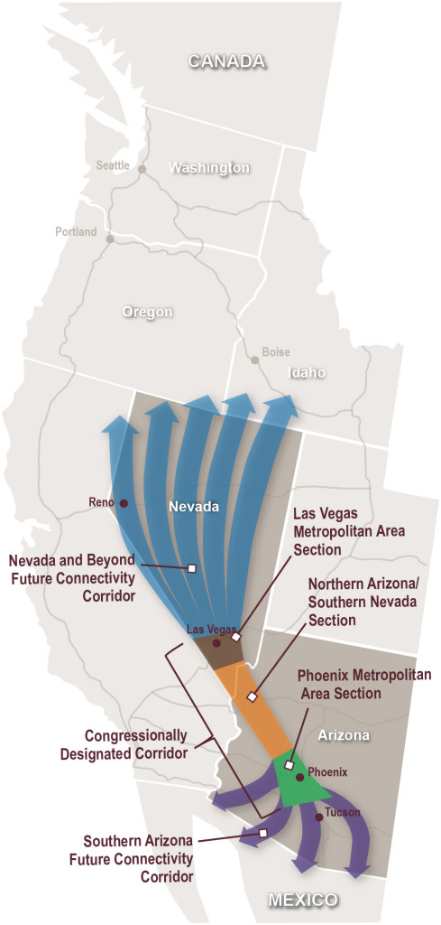 I 11 Intermountain West Corridor Study